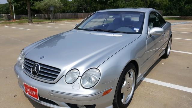 2001 Mercedes-Benz CL55 AMG Arlington, Texas 0