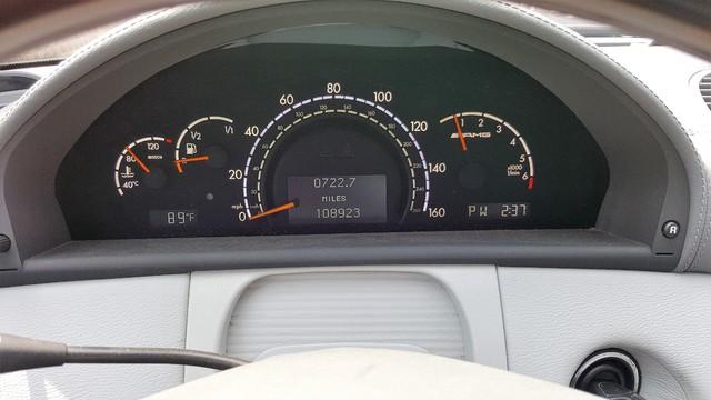 2001 Mercedes-Benz CL55 AMG Arlington, Texas 13