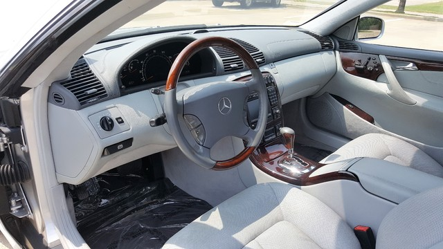 2001 Mercedes-Benz CL55 AMG Arlington, Texas 14