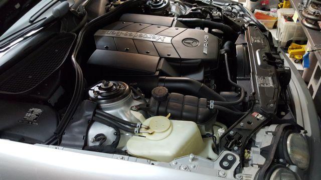 2001 Mercedes-Benz CL55 AMG Arlington, Texas 16