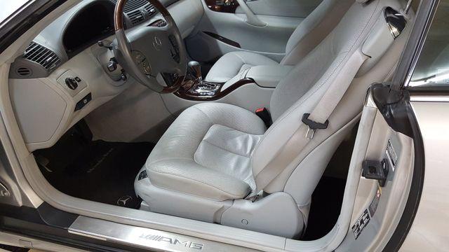 2001 Mercedes-Benz CL55 AMG Arlington, Texas 28