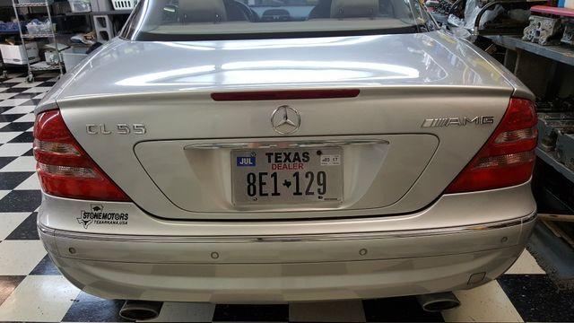 2001 Mercedes-Benz CL55 AMG Arlington, Texas 8