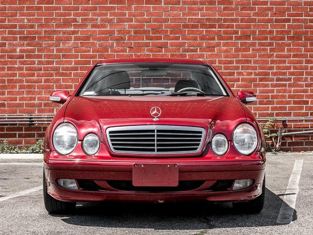 2001 Mercedes-Benz CLK320 Burbank, CA 2