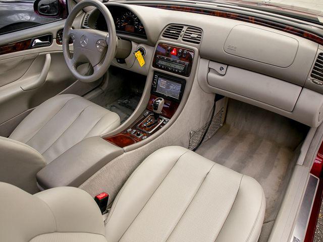 2001 Mercedes-Benz CLK320 Burbank, CA 12