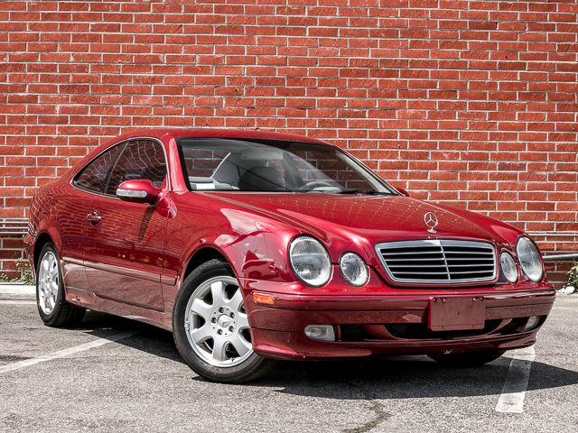 2001 Mercedes-Benz CLK320 Burbank, CA 1