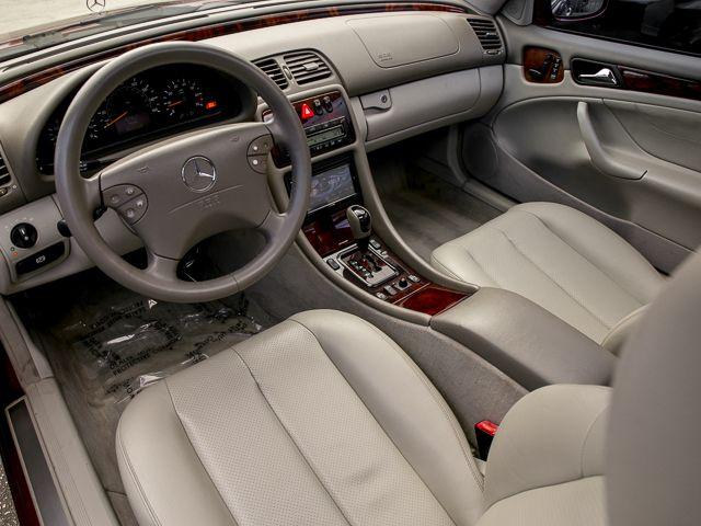 2001 Mercedes-Benz CLK320 Burbank, CA 9