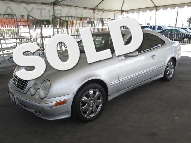 2001 Mercedes CLK320 Please call or e-mail to check availability All of our vehicles are availa
