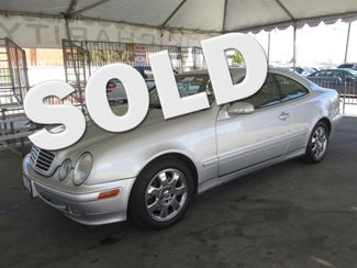 2001 Mercedes-Benz CLK320 Gardena, California