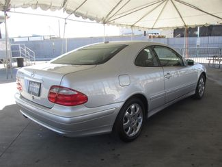 2001 Mercedes-Benz CLK320 Gardena, California 2