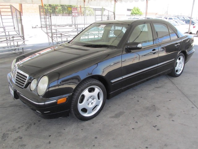 2001 Mercedes E320 This particular Vehicles true mileage is unknown TMU Please call or e-mail