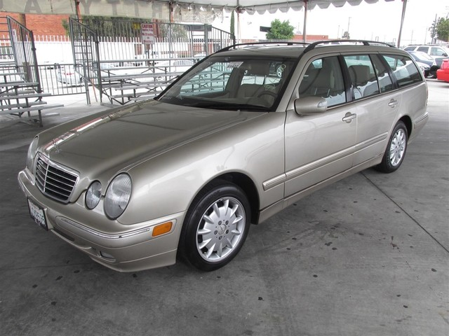 2001 Mercedes E320 This particular Vehicle comes with 3rd Row Seat Please call or e-mail to check