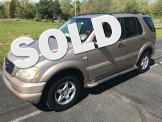2001 Mercedes-Benz M Class ML320 Knoxville, Tennessee