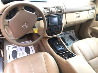2001 Mercedes-Benz M Class ML320 Knoxville, Tennessee 8