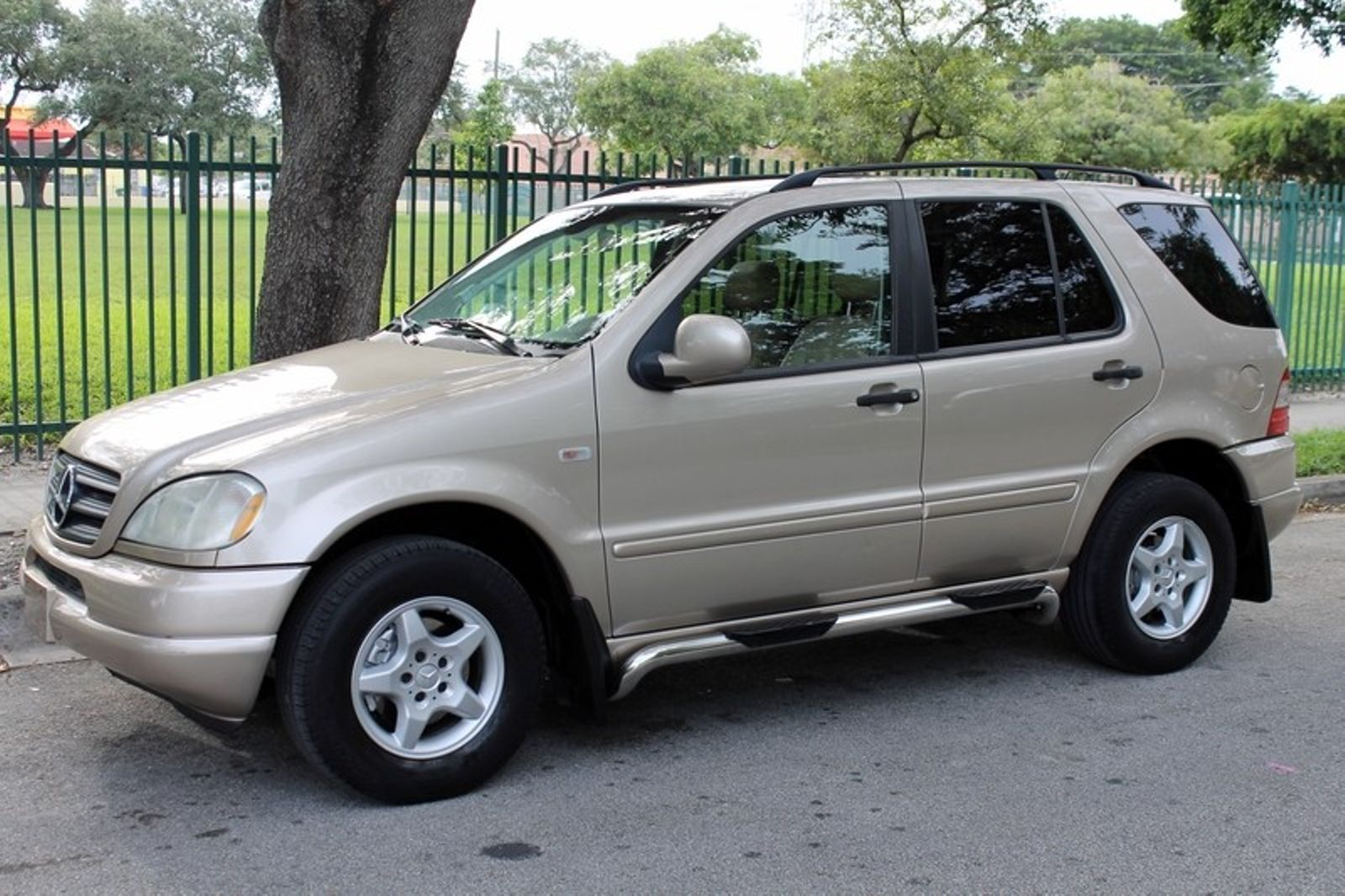 2001 mercedes benz ml320 city florida the motor group in florida
