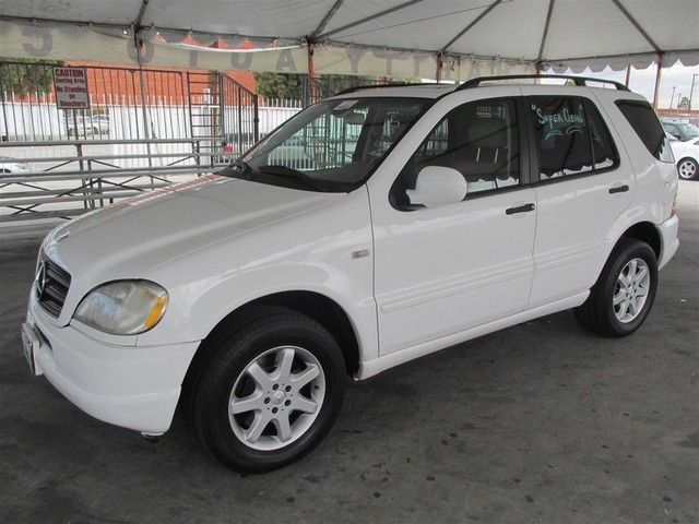2001 Mercedes ML430 Please call or e-mail to check availability All of our vehicles are availab