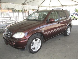 2001 Mercedes-Benz ML55 AMG Gardena, California
