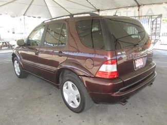 2001 Mercedes-Benz ML55 AMG Gardena, California 1