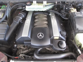 2001 Mercedes-Benz ML55 AMG Gardena, California 15