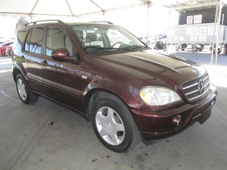 2001 Mercedes-Benz ML55 AMG Gardena, California 3