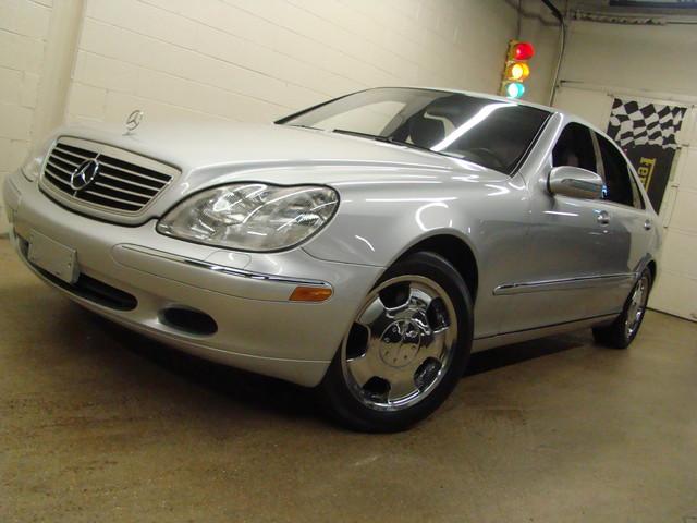 2001 Mercedes-Benz S430 Batavia, Illinois 0