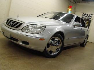 2001 Mercedes-Benz S430 Batavia, Illinois