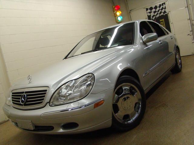 2001 Mercedes-Benz S430 Batavia, Illinois 1