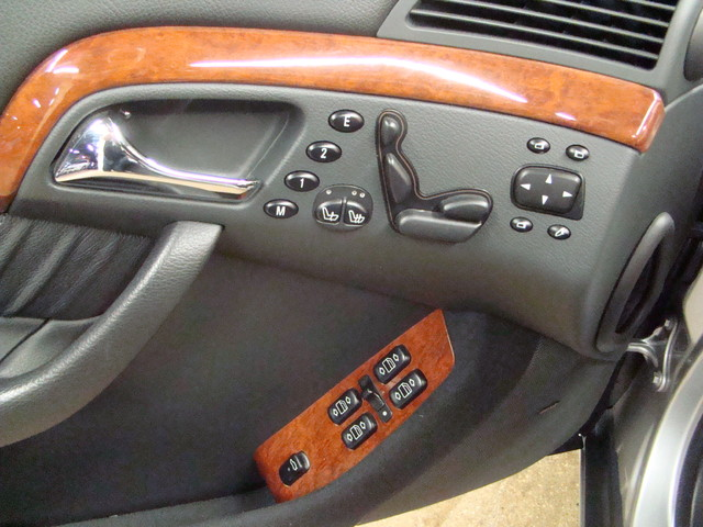 2001 Mercedes-Benz S430 Batavia, Illinois 10