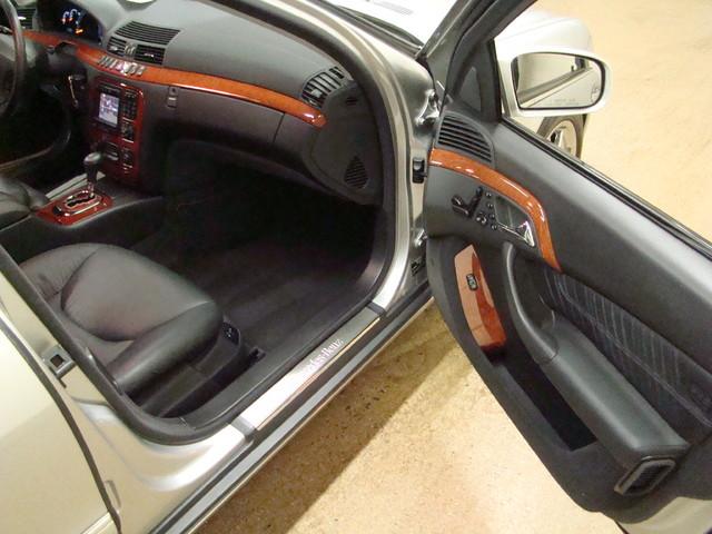 2001 Mercedes-Benz S430 Batavia, Illinois 21