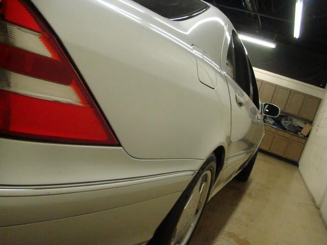2001 Mercedes-Benz S430 Batavia, Illinois 4