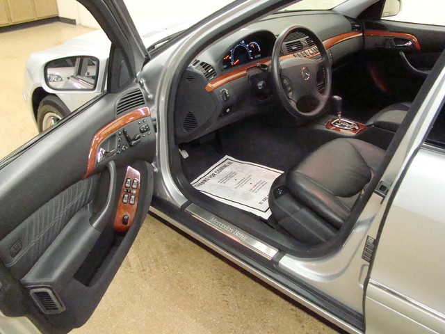 2001 Mercedes-Benz S430 Batavia, Illinois 9