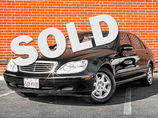 2001 Mercedes-Benz S430 Burbank, CA
