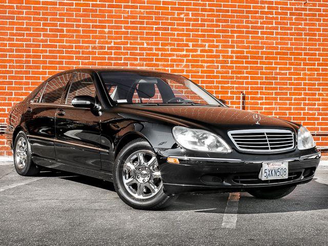 2001 Mercedes-Benz S430 Burbank, CA 1