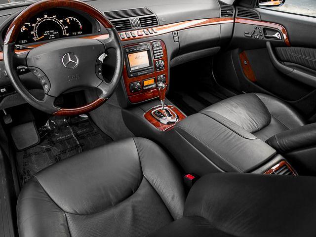 2001 Mercedes-Benz S430 Burbank, CA 10