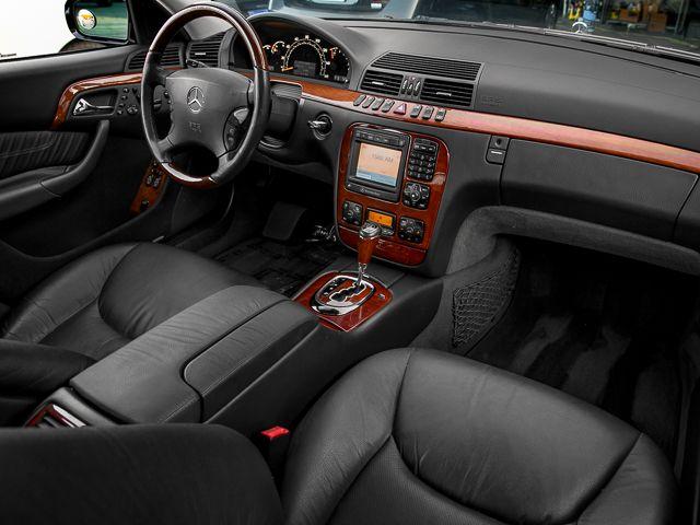 2001 Mercedes-Benz S430 Burbank, CA 14