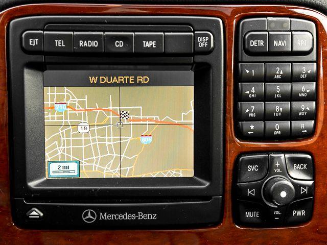 2001 Mercedes-Benz S430 Burbank, CA 18