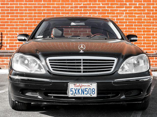 2001 Mercedes-Benz S430 Burbank, CA 2