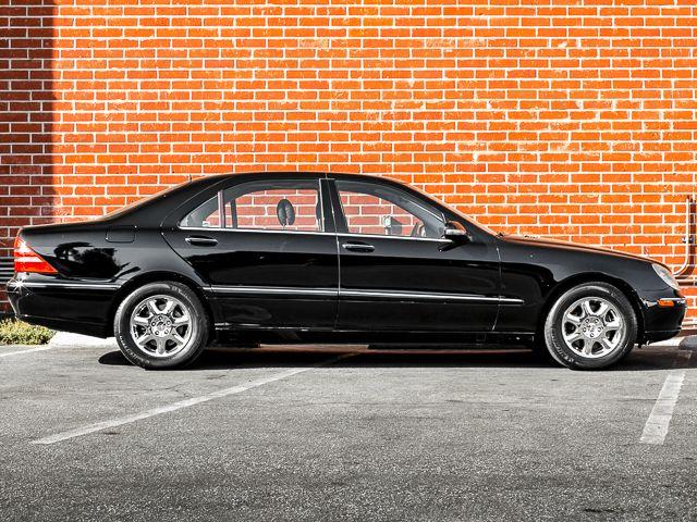 2001 Mercedes-Benz S430 Burbank, CA 4
