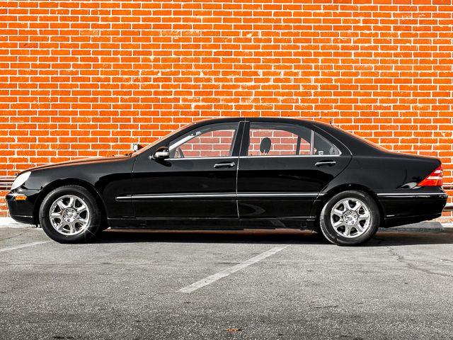 2001 Mercedes-Benz S430 Burbank, CA 5