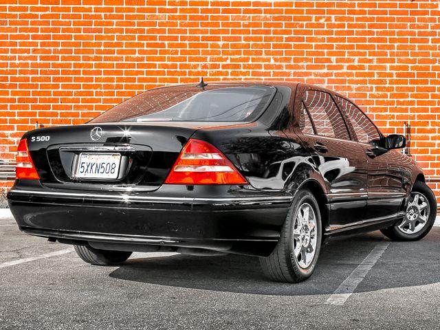 2001 Mercedes-Benz S430 Burbank, CA 6