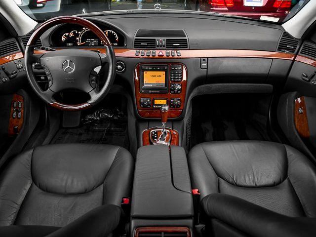 2001 Mercedes-Benz S430 Burbank, CA 8