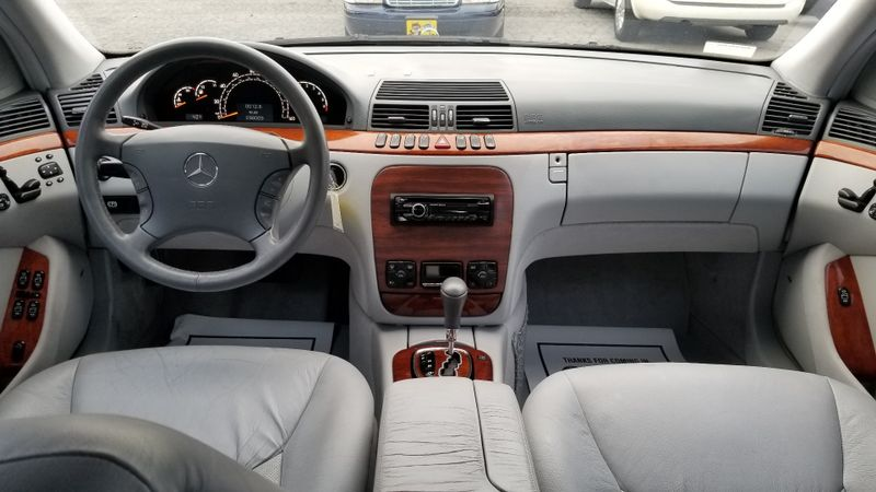 2001 Mercedes-Benz S430   in Frederick, Maryland