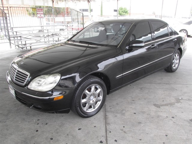 2001 Mercedes S430 Please call or e-mail to check availability All of our vehicles are availabl