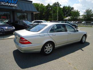 2001 Mercedes-Benz S500 Charlotte, North Carolina 2