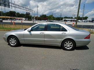 2001 Mercedes-Benz S500 Charlotte, North Carolina 5