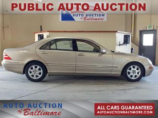2001 Mercedes-Benz S500  | JOPPA, MD | Auto Auction of Baltimore  in Joppa MD