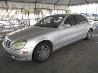 2001 Mercedes-Benz S600 Gardena, California