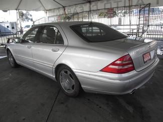 2001 Mercedes-Benz S600 Gardena, California 1