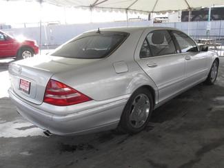 2001 Mercedes-Benz S600 Gardena, California 2