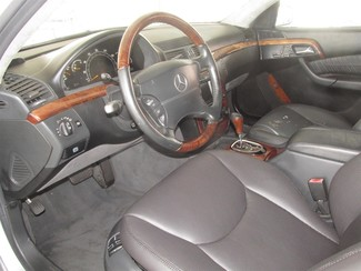 2001 Mercedes-Benz S600 Gardena, California 4