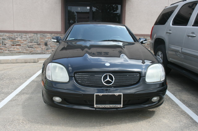 2001 Mercedes-Benz SLK230 Kompressor Houston, Texas 0